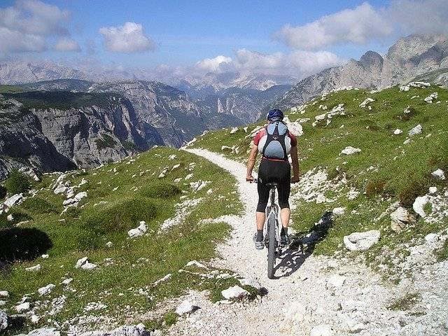 Balades à vélo et VTT