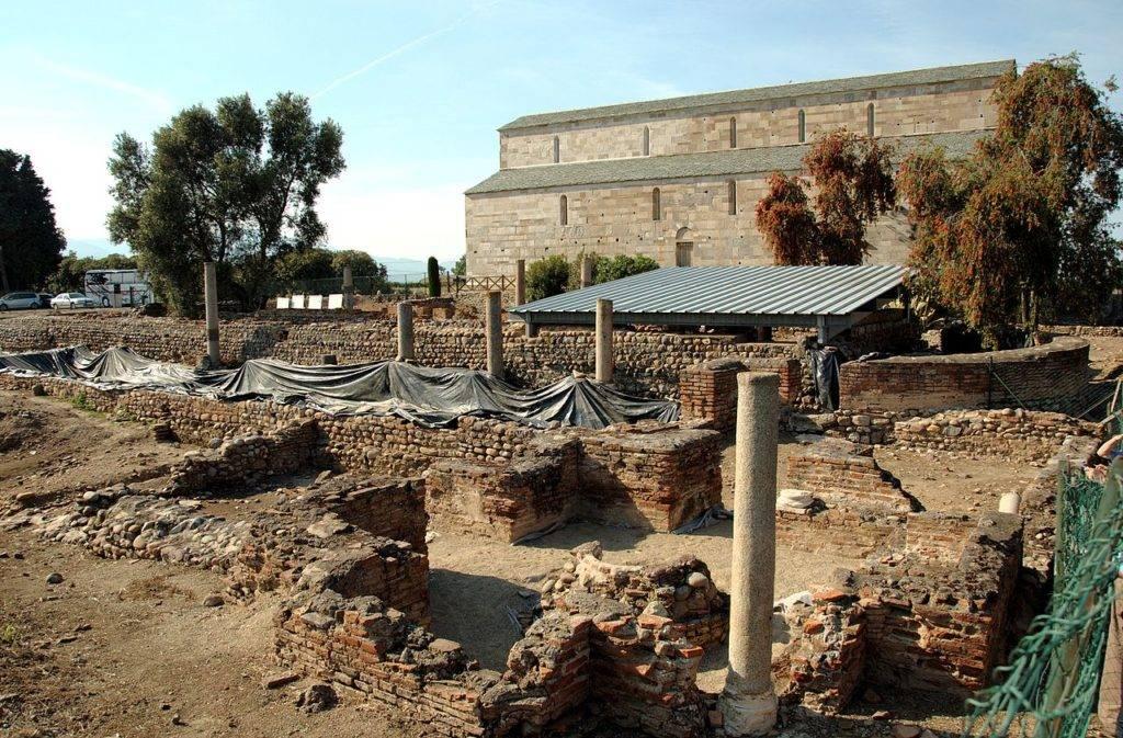 Musée archéologique de Mariana - Corse