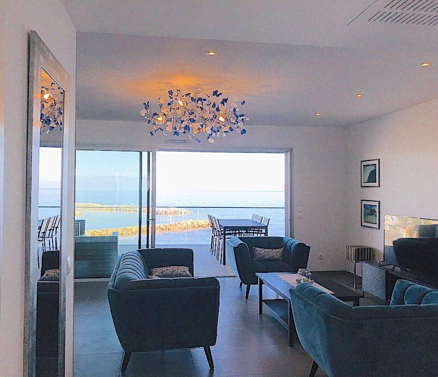Solenzara – Appartement bord de mer pour 5 personnes A231