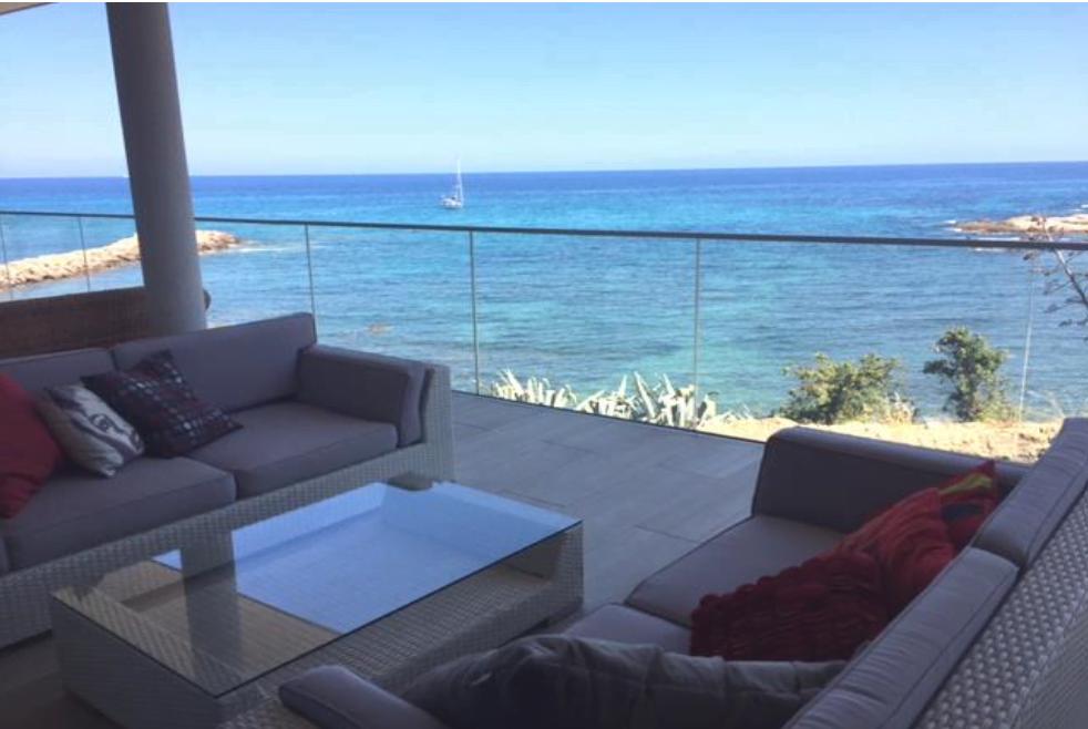 Solenzara – appartement standing en bord de mer pour 6 personnes B223
