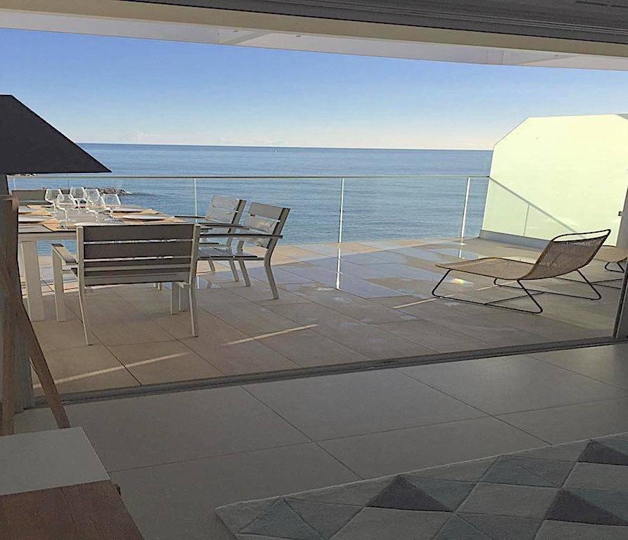 Solenzara – appartement standing vue mer pour 4 à 6 personnes