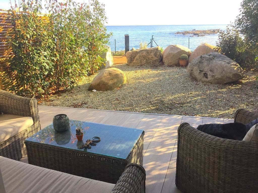 Solenzara – appartement bord de mer pour 2/4 personnes