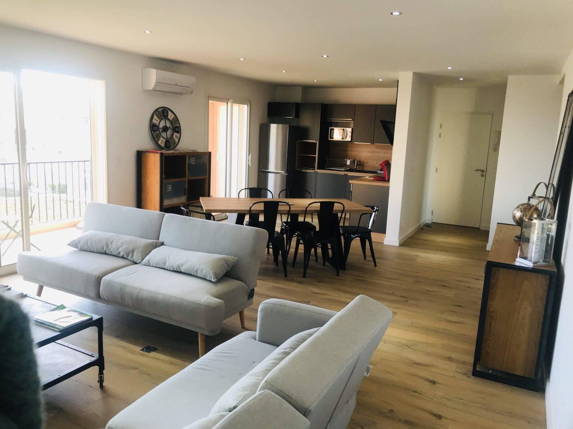 Solenzara – appartement pour 6 personnes proche de la mer