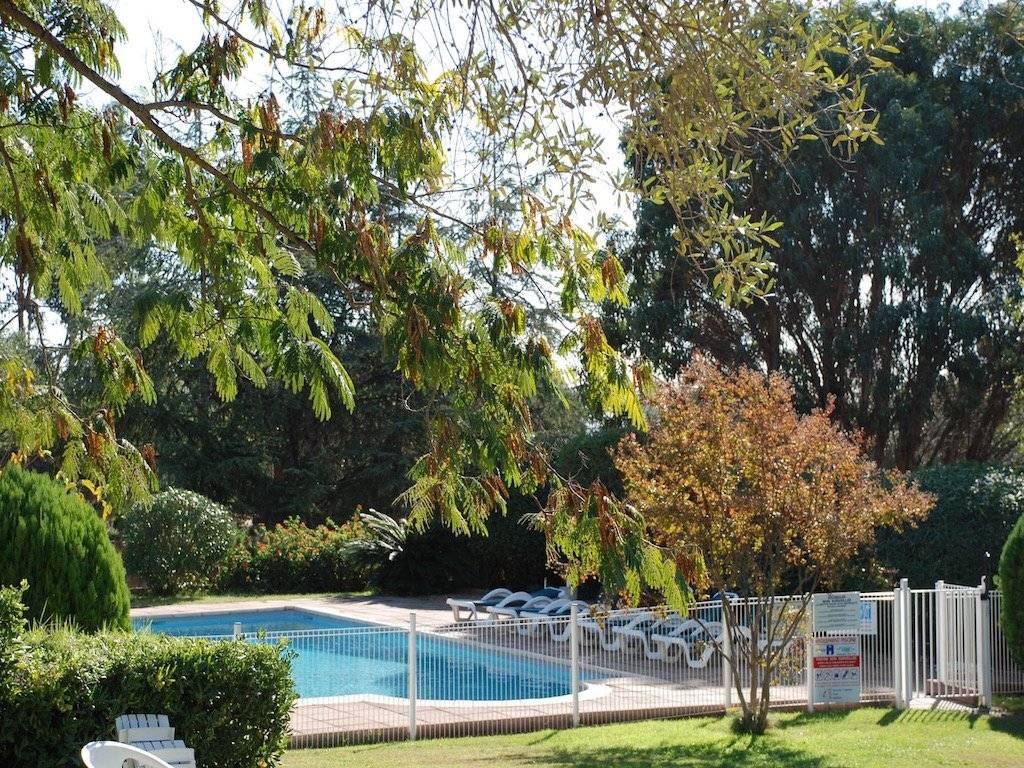 Solenzara – appartement 4 pers vue mer-piscine