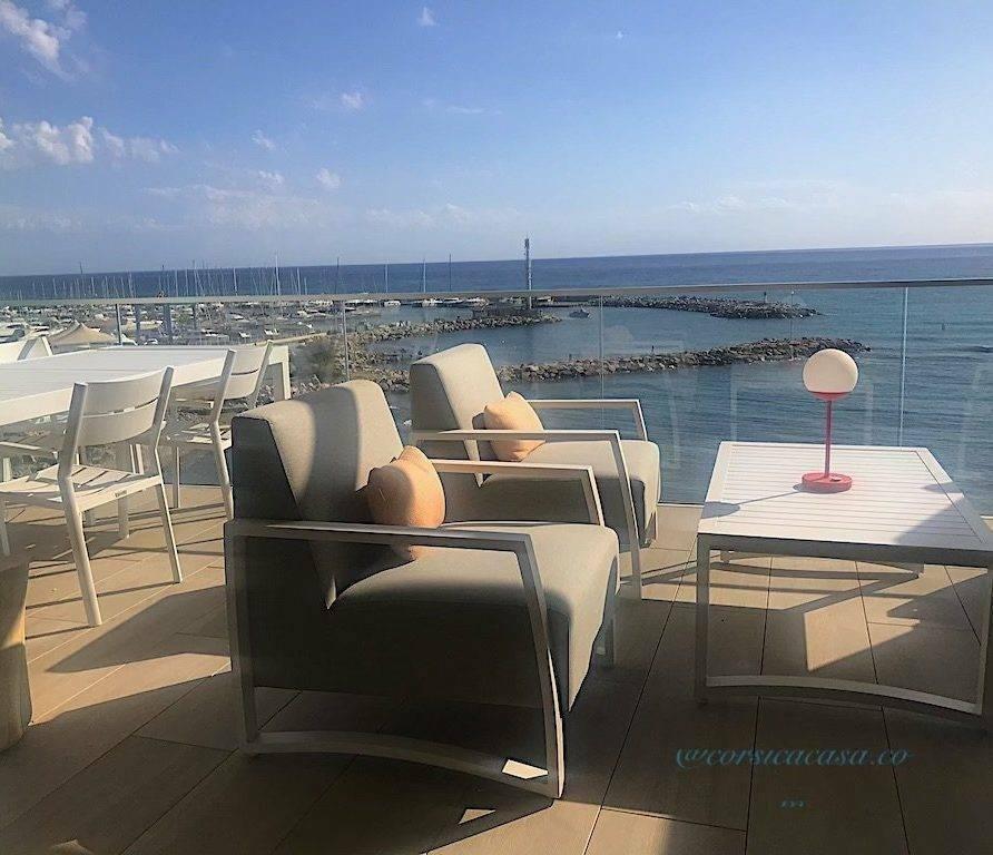 Solenzara – appartement de luxe pour 5 personnes dans résidence avec piscine