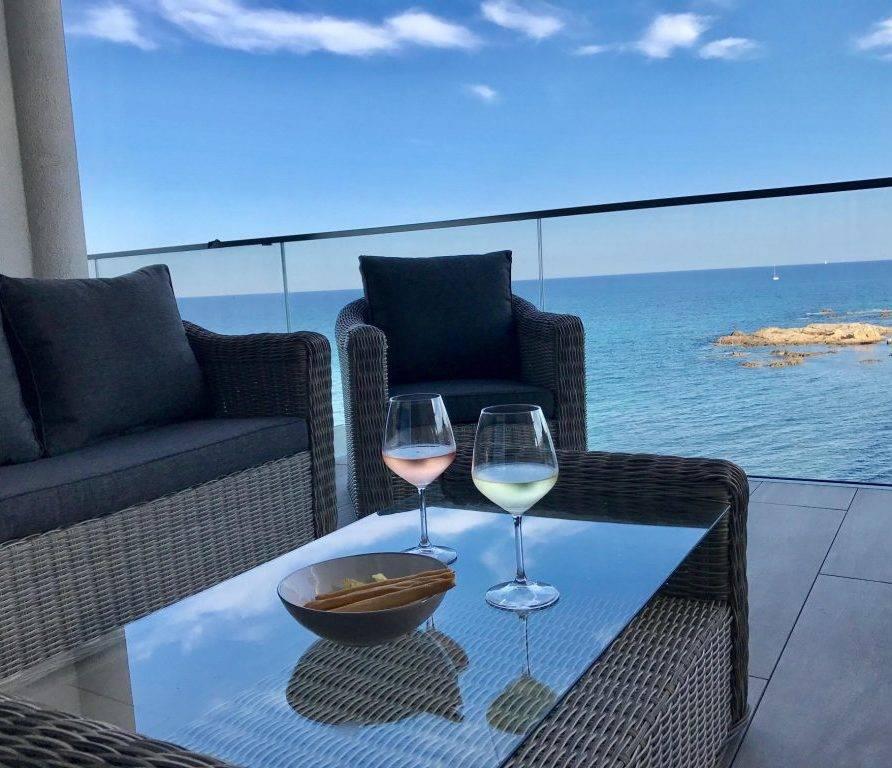 Solenzara – appartement de luxe pour 6 personnes