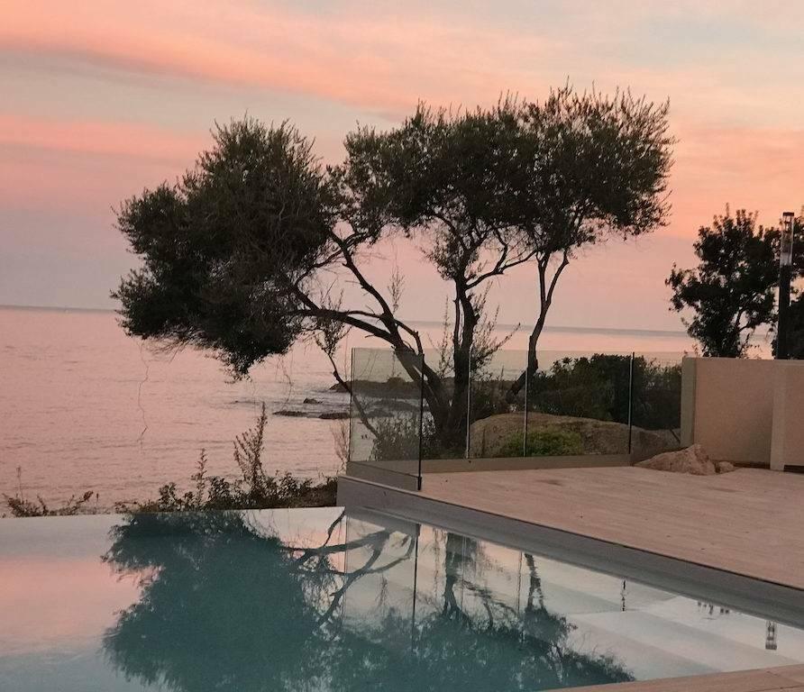 Solenzara – appartement standing 3 chambres dans résidence avec piscine à débordement B113