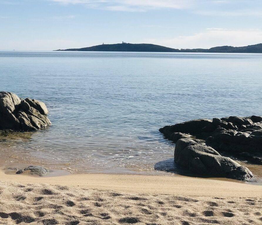 plage de Pinarello