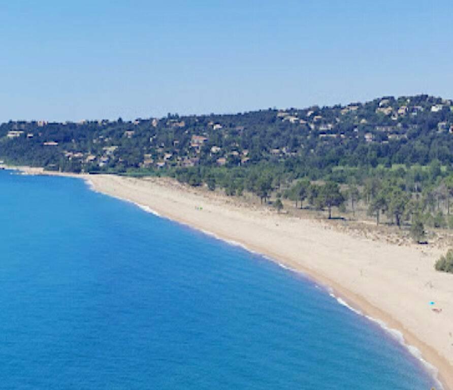 plage des Américains-Corse du Sud