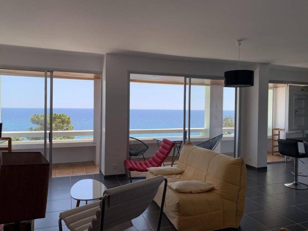 Solenzara – location vacances d'un appartement avec vue mer pour 4 personnes