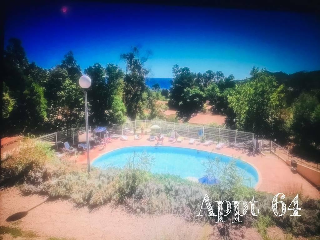 Favone-Mini villa 7pers dans résidence avec piscine à 3mn à pied de la plage n°64